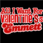 All I Want For Valentine's Is Emmett Cullen!