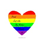 Proud Rainbow Heart