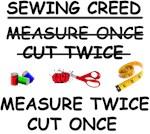 SEWING CREED
