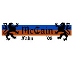 McCain Palin Coat of Arms
