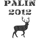 Palin 2012 Deer