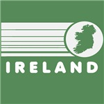 Retro Ireland Stripes