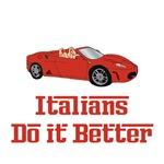 Italian Ferrari