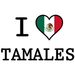 I Love Tamales T-Shirts