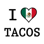 I Love Tacos T-Shirts