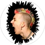 Punk Rock Scream Unique Gifts & Products
