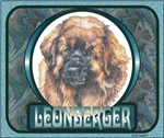 Leonberger Designer Breed Unique Gifts Items
