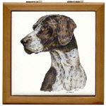 German Shorthaired Pointer Tiles and Pillows