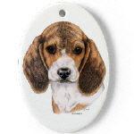 Beagle Dog Year Round Ornaments