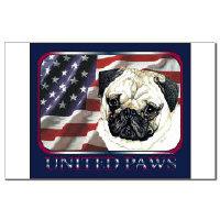 Pug Dog Framed Prints and Posters