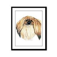 Pekingese Dog Framed Prints and Posters