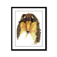 Collie Framed Prints and Posters