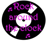 Rock Around the Clock T-shirts and Gifts