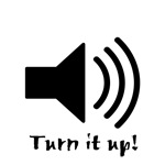 Turn it Up T-shirts and Gifts