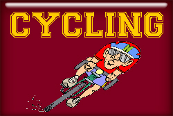 Cycling T-shirts and gifts.