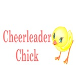 Cheer leader Chick T-shirts and gifts.