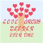 LOVE GROWS DEEPER