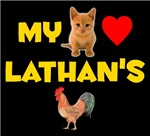 My Pussy Loves Lathan's Cock (Style M)