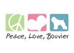 Peace, Love, Bouvier