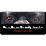 Cane Corso Security Service