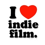 I Love Indie Film - Film Lover Gifts
