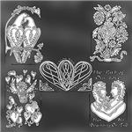 Knotworks Valentine Original Ink **Collection**