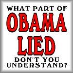 What part of OBAMA LIED don't you understand?