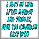 A fact of life: WTF!