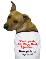 Dog Turd Shirt!