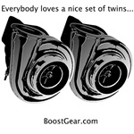Everbody loves twins...