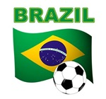 Brazil Soccer 2014 T-Shirts