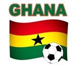 Ghana Soccer / Football 2014