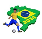 Brazil 2-2318