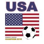 USA Womens Soccer Champs 2015