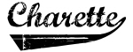 Charette (vintage)
