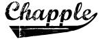 Chapple (vintage)