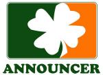 Irish ANNOUNCER