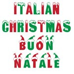 Buon Natale t-shirts and gifts