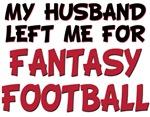 Fantasy Football t-shirts