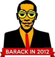 Pop Art Obama 2012 Shirts