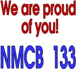 We are proud of you NMCB 133