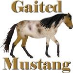 App Gaited Mustang