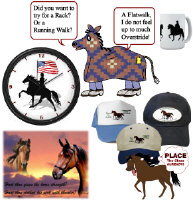 All Gaited Breeds Merchandise