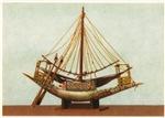 Egyptian Model Boat