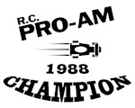 RC Pro AM 1988 Champion
