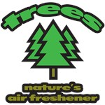Trees: Nature's Air Freshener
