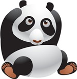 Cute and Cuddly Baby Panda