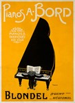Piano, Music, Blondel