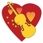 Violin Heartsong