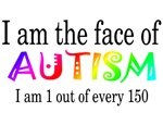 I Am The Face Of Autism
